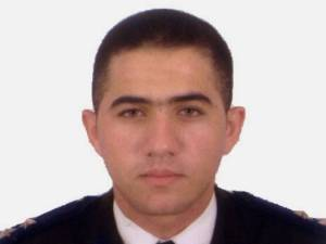النقيب محمد أبو شقرة من قوات مكافحة الإرهاب الدولي