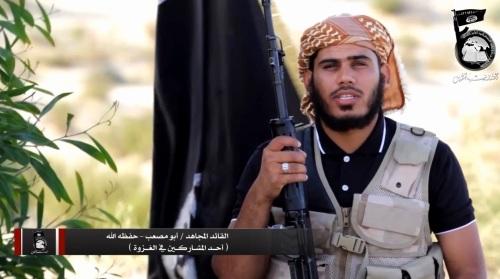 """شادي المنيعي أحد القادة المحليين لجماعة """"أنصار بيت المقدس"""" - """"ولاية سيناء"""" حالياً"""